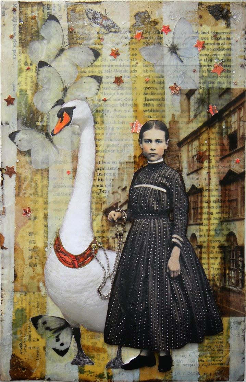 Margaret's traditional art