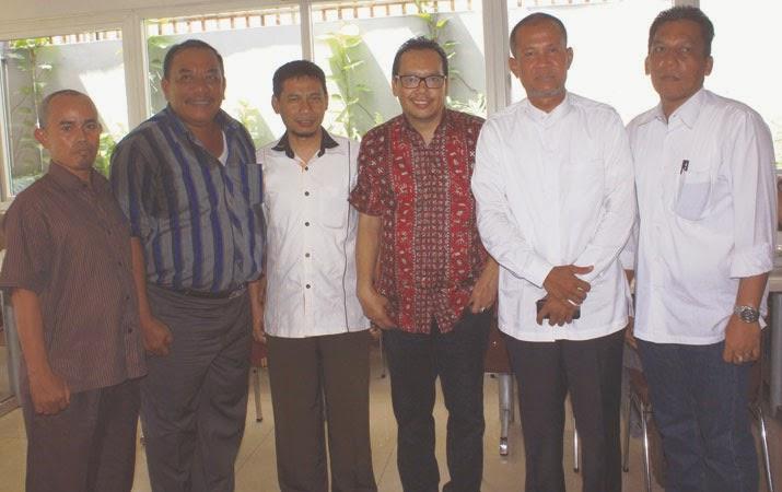PKS dan Demokrat Bahas Masa Depan Kota Medan