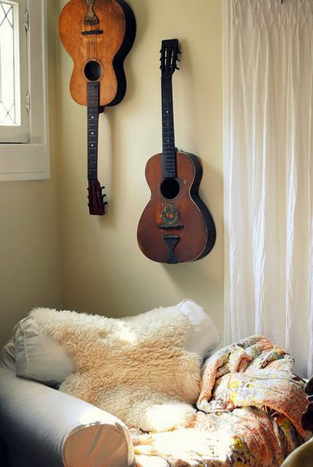 Decor ideas for cosy corners.