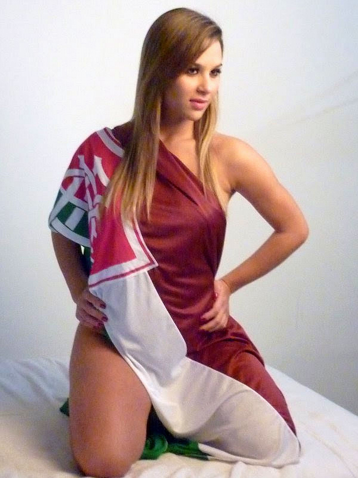 Musa Do Fluminense Football Club  Ketlyn Brito