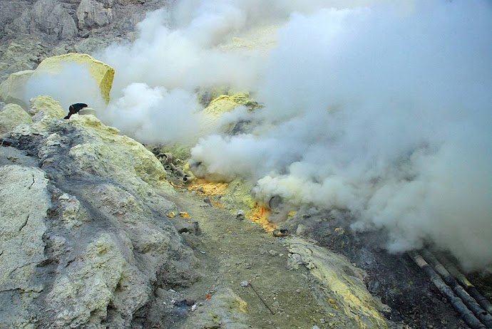 Humo sulfuroso