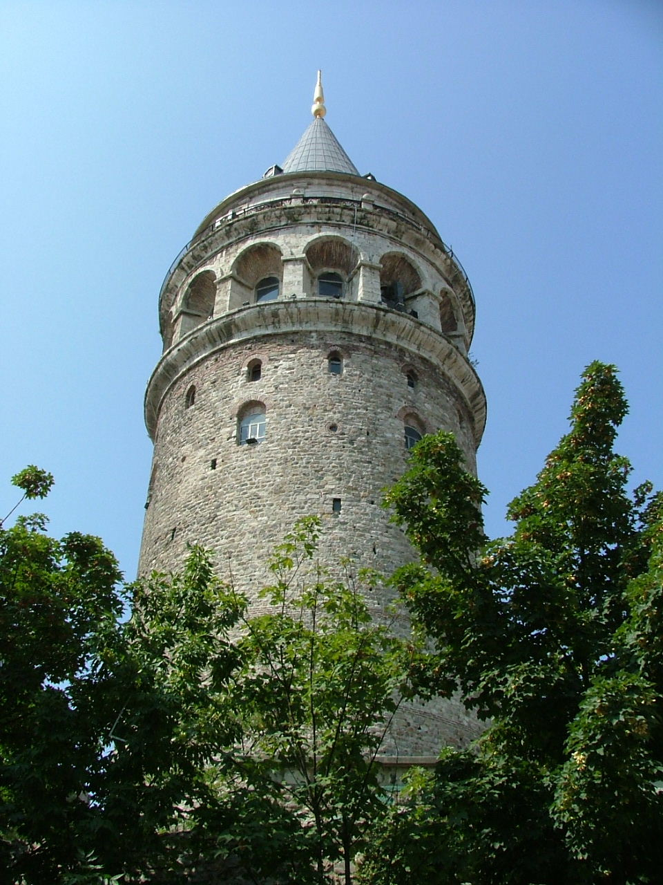 Wonders of Istanbul: The Fourth Wonder: Galata Tower and ...