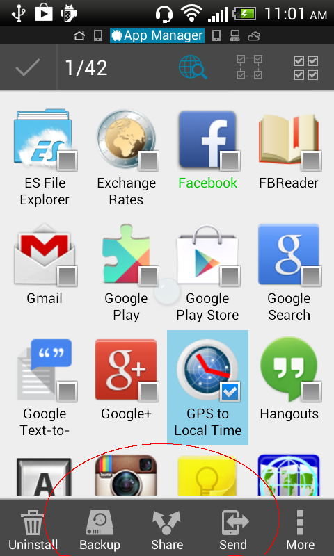 how to make sd card writable in android
