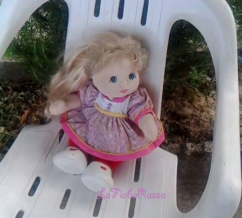 My Child doll Vintage Mattel