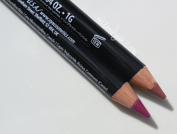bloom natural nyx lipliner