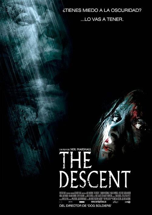 Quái Vật Dưới Hang Sâu - The Descent - 2005