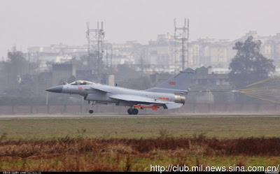 J-10B Fighter Jet China