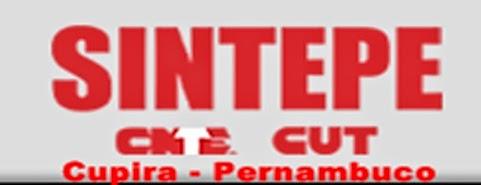 SINTEPE CNTE.CUT-CUPIRA- PERNAMBUCO