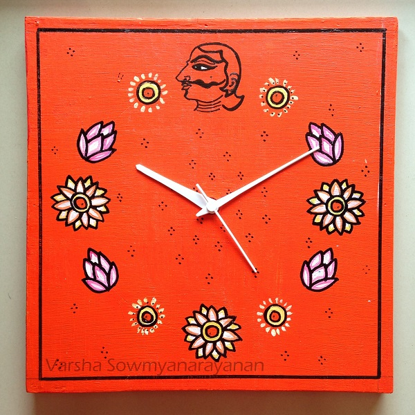 Traditional Wall clock DIY