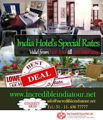 Incredible India Tour-Hot Deals