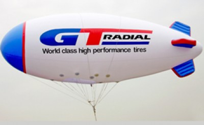 BALON ZEPPELIN OUTDOOR