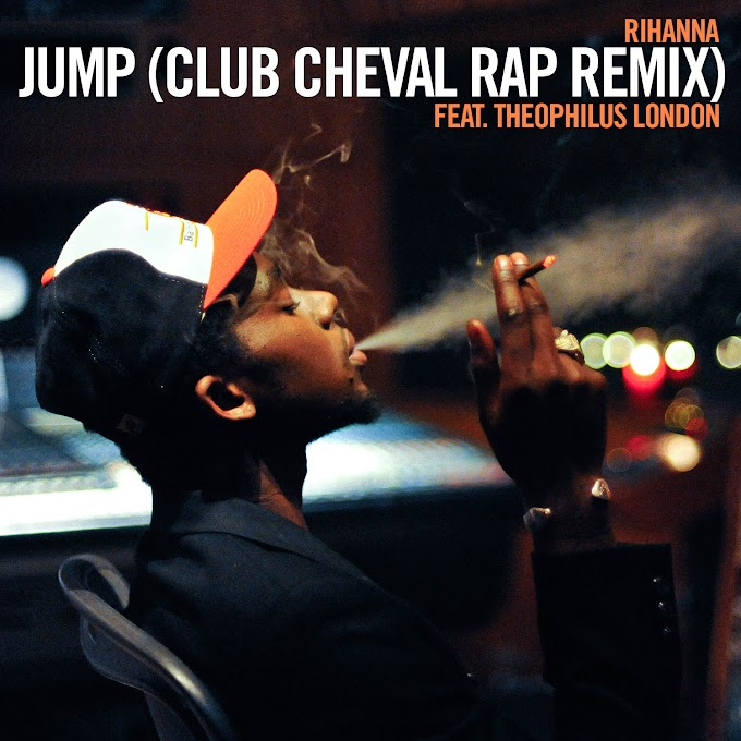 Theophilus London's New Track is Hotter Than Anything He's Done Thus Far, Where is This Rihanna Track Jumping Off To