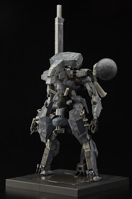Sahelanthropus ST-84 della Sentinel tratto da Metal Gear Solid V