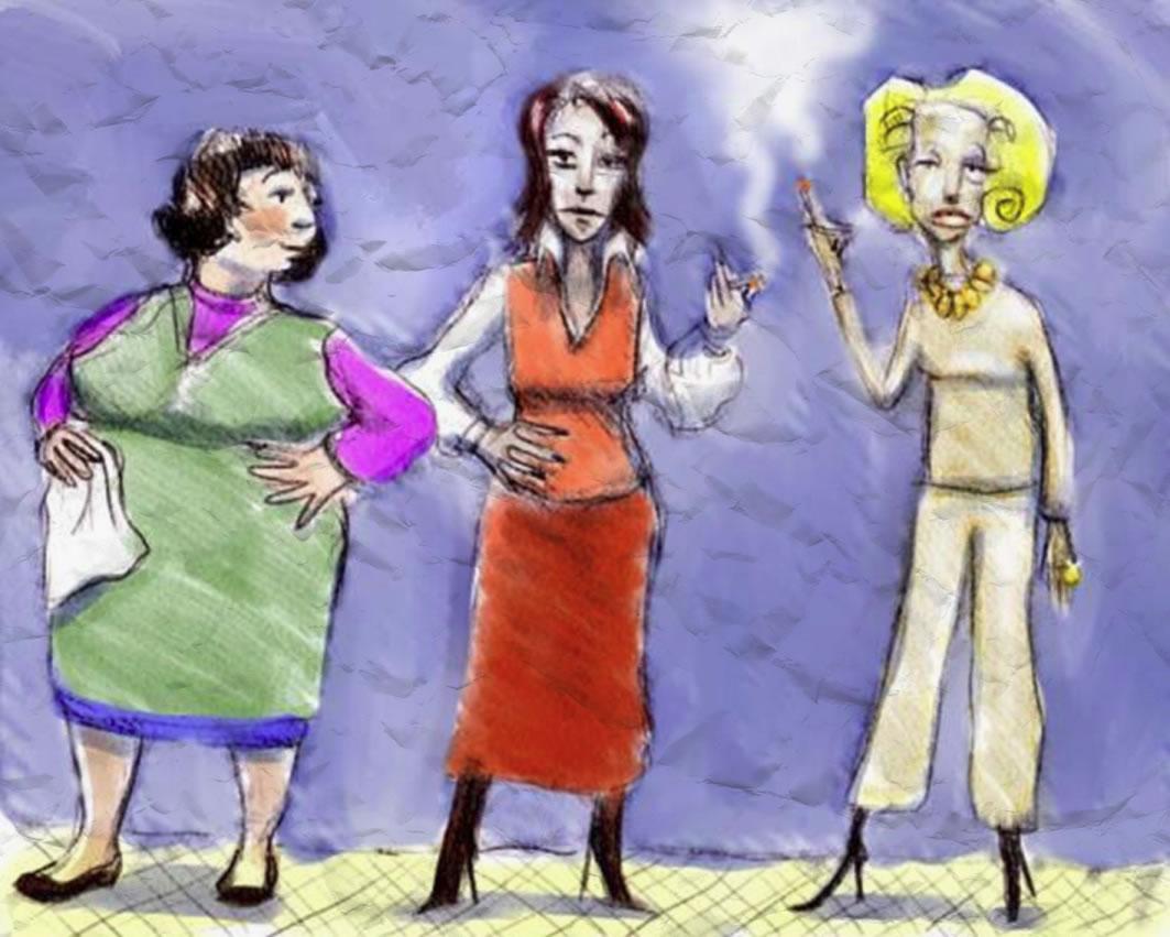 Kısa boylu kadınların dikkat etmesi gereken kurallar