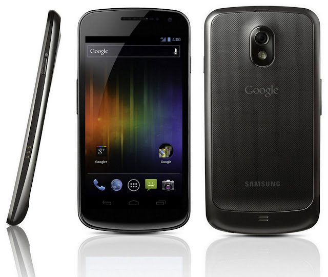 galaxy nexus i9250 black