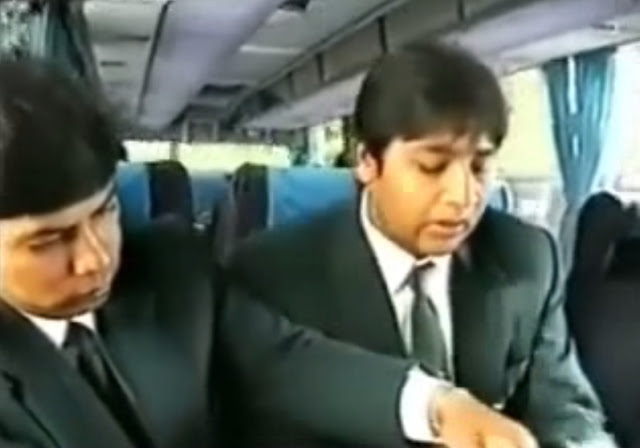 rare, video, pakistan, pakistani, cricket, cricketers, 1996, england, tour, salim malik, mushtaq ahmed, rashid latif, inzamam ul haq, camera, bus, travelling, ddlj, songs,