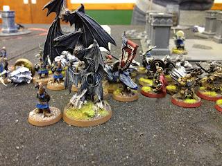 Hobbit SBG - Bat swarm