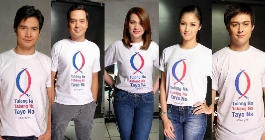 Piolo, John Lloyd, Bea, Kim and Enrique for ABS-CBNmobile