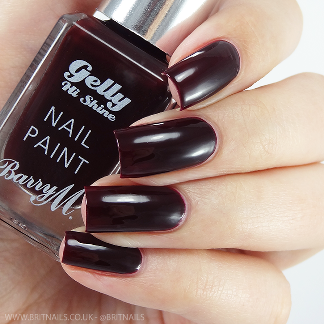 Barry M Black Cherry
