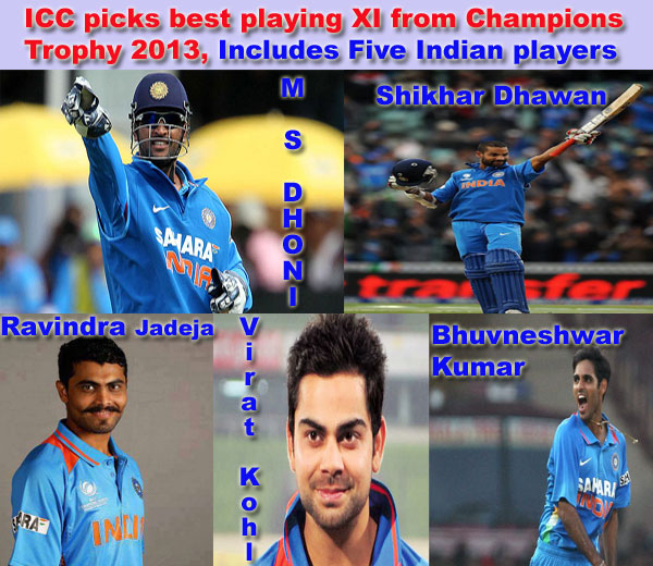 Indian cricket updates information