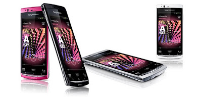 Sony Ericsson Xperia arc S Touchscreen 3G Android Phone