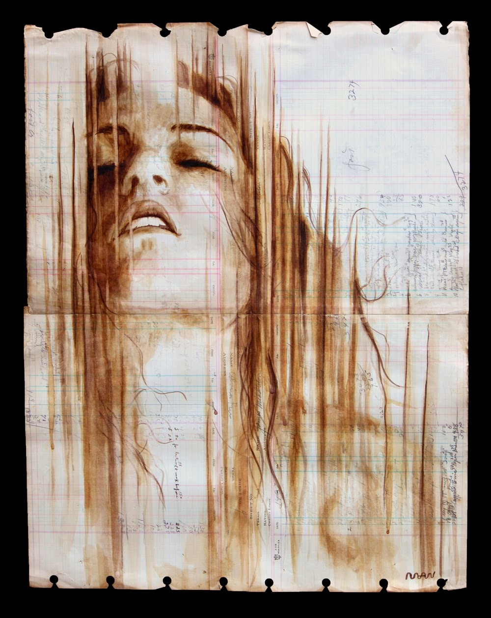 14-Ink-and-Coffee-Portrait-Paintings-Michael-Aaron-Williams-www-designstack-co