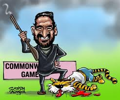Kalmadi Commonwealth