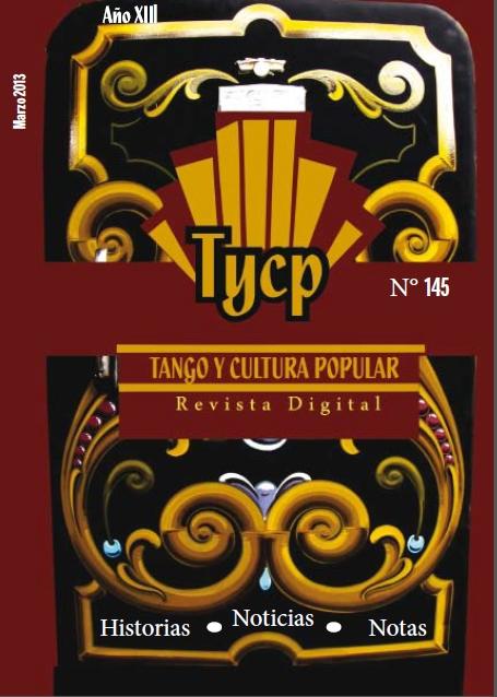 Tango y Cultura Popular N° 145