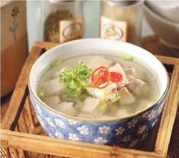 Resep Cara Membuat Sup Miso