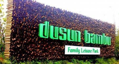 Dusun Bambu Tempatnya Rekreasi Keluarga