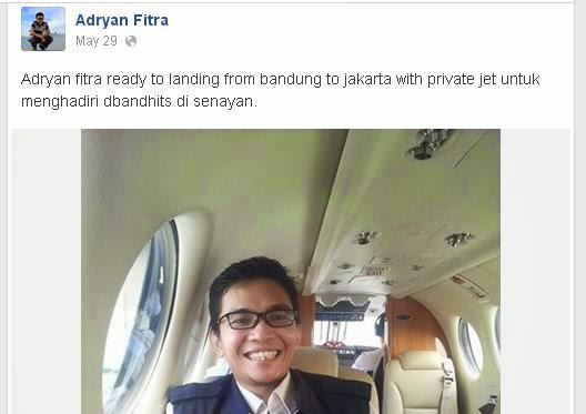 jokowi pesawat private jet
