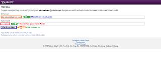 Cara Masuk ke Akun Yahoo lewat HP
