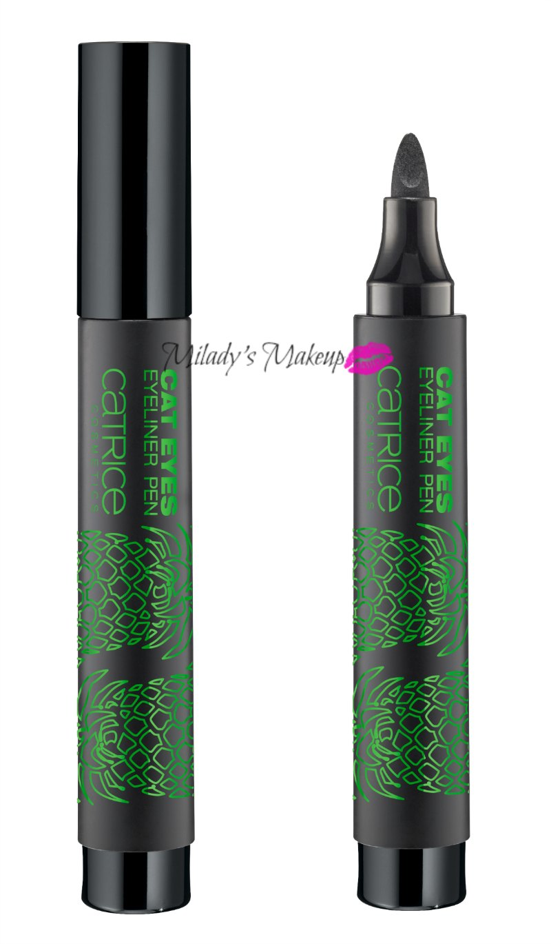 Catrice carnival of colours Eyeliner