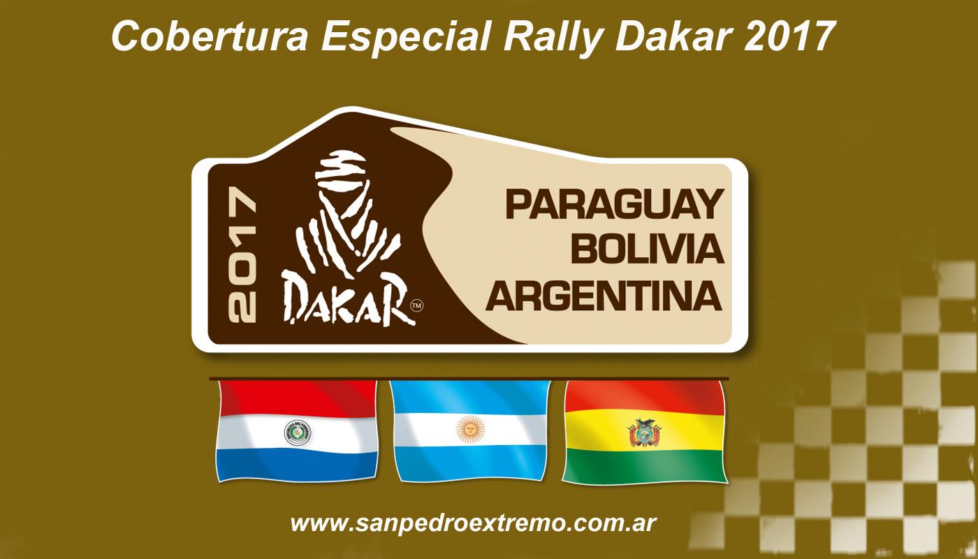 Cobertura Dakar 2017