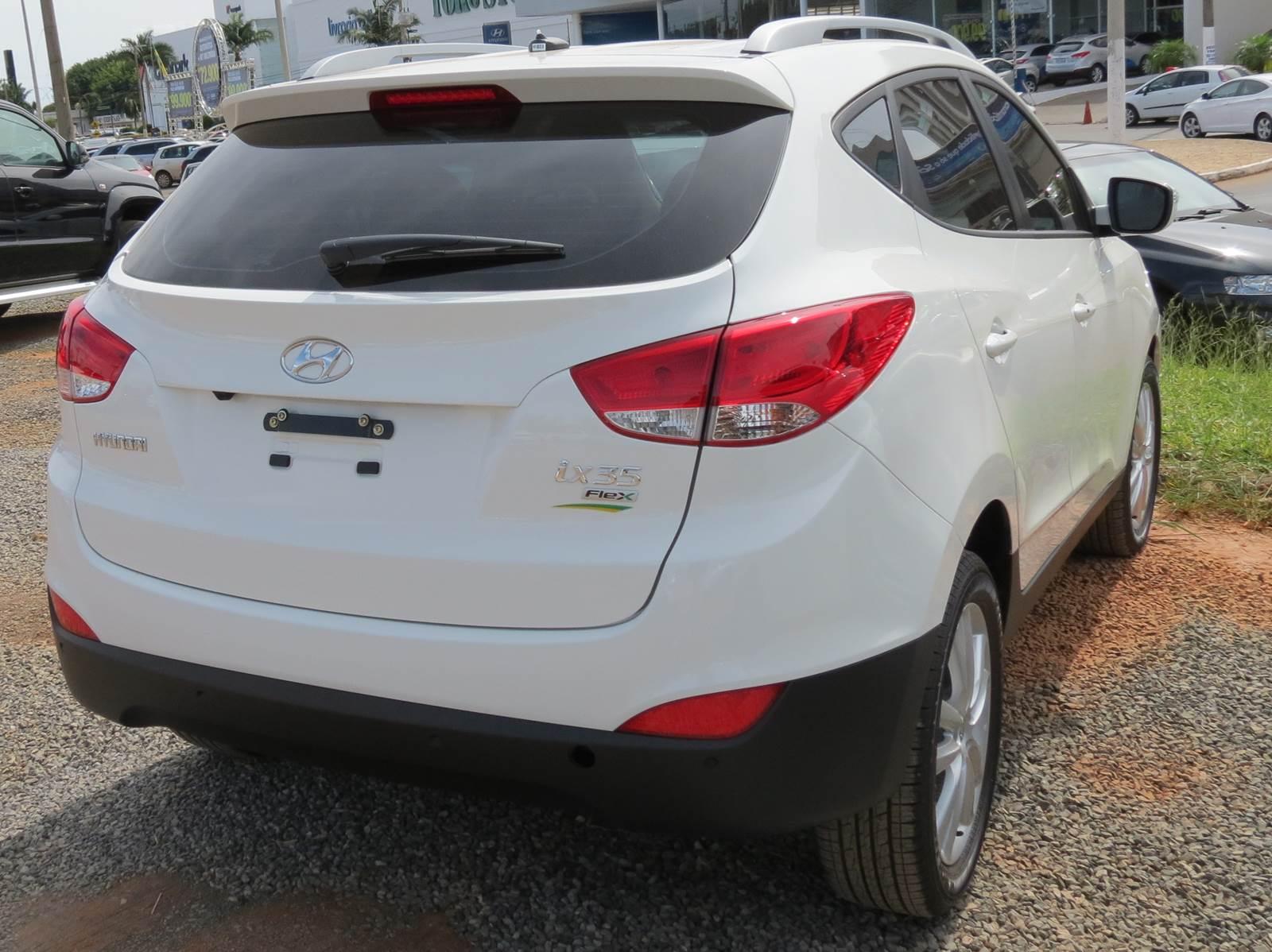 Hyundai Ix35 Flex 2015 - Preço R$ 99.990 reais