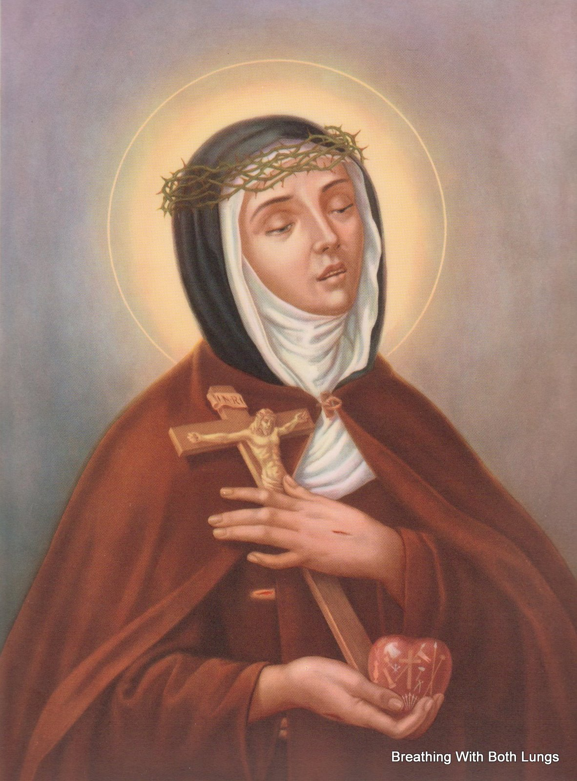JULY 10 - SAINT VERONICA GIULIANI O.S.C. Cap.