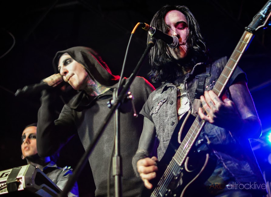 Rocked: Photos of IN THIS MOMENT, MOTIONLESS IN WHITE ...