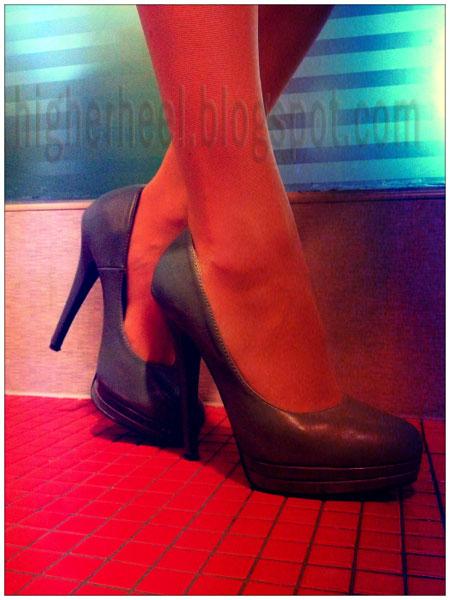 5.5 inch High Heels