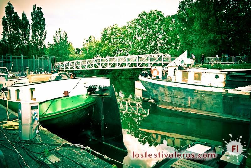 Le Port del Festival Weekend des Curiosités 2014 #Toulouse