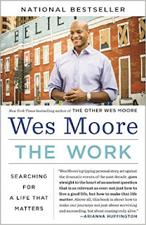 The Work cover by Wes Moore