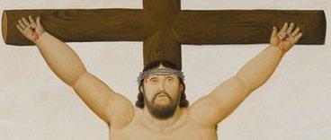 galeria fotos pasion cristo, la pasión de cristo, via crucis, crucifixión, camino a la cruz, fernando botero, semana santa, Galería MarlBorough, galeria imagenes pasion cristo, imágenes pasión cristo, imajenes pasión cristo