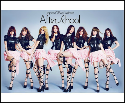 Jpop Nails | After School's Diva Japanese Version Inspired Nails