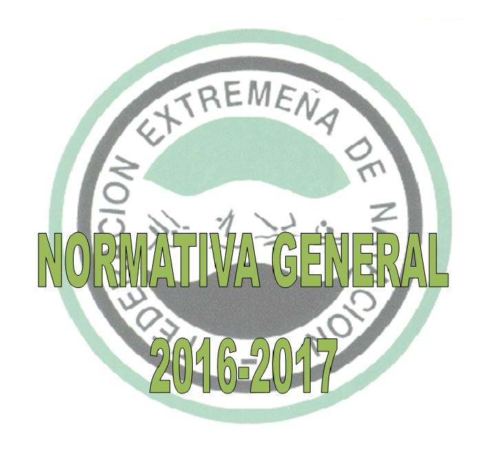 NORMATIVA 2016/2017