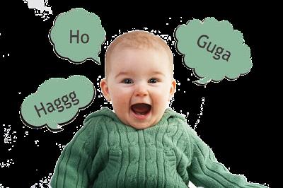 Balbuceo del bebe ¡conoce sus primeras palabras!