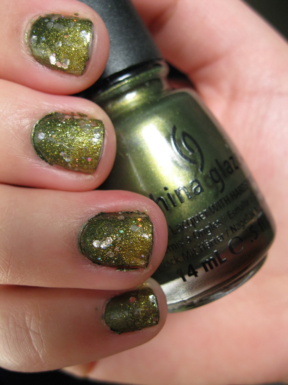 China Glaze Hunger Games Argo