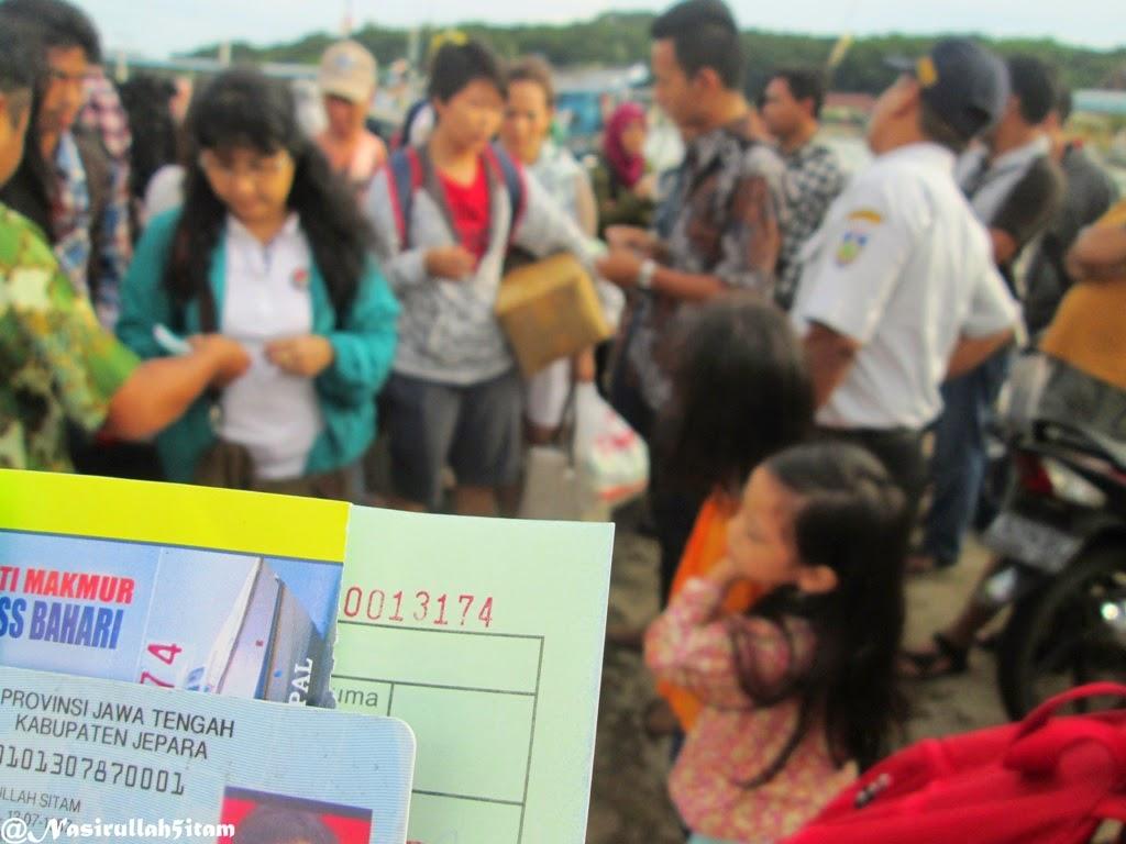 Tiket dan KTP