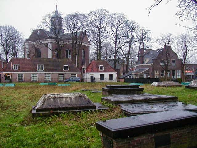 Os marranos em  Amsterdã