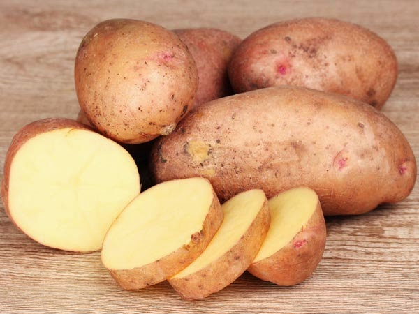 Potato Juice: A Cure For Some Of The Most Serious Diseases