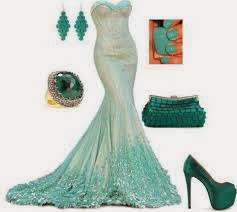 Amazing night dress combination