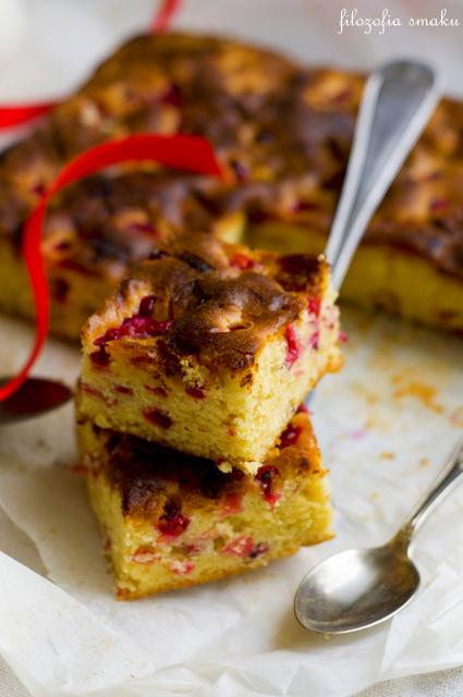 Ciasto z porzeczkami przepis